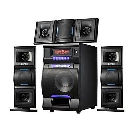 3.1 Heavy Duty Bluetooth Sub Woofer System - DJ-M3L