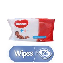 Baby Wipes - 56 Count