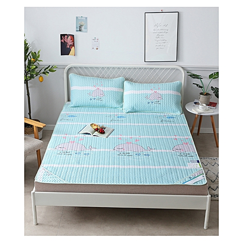 Cute Blue Cool Air Conditioning Soft Bed Mattress AXY