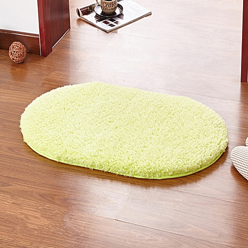 Shaggy Fluffy Rugs Anti-Skid Area Rug Bathroom Bedroom Carpet Home Floor Mats
