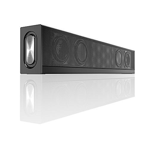 TV Home Theater Soundbar HIFI Stereo Bass Surround With FM