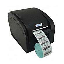 Thermal Barcode Label Printer XP-360B - Black, used for sale  Nigeria