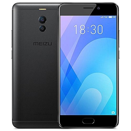 Meizu m6 4g Smartphone 5.2 Inch Android 6.0 3gb ram 32gb rom - black