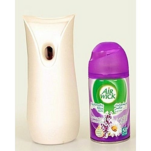 Automatic Air Freshner With Refill - Lavender