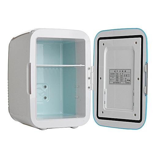 Generic Mini Portable Refrigerator Fridge Freezer- 4L