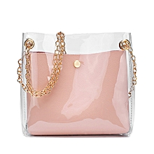 d48a00135ff Tectores Women Fashion Solid Shoulder Bag Messenger Bag Crossbody Bag Phone  Coin Bag PK