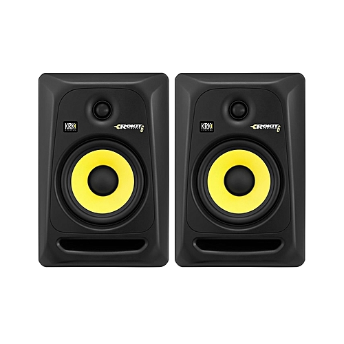 Buy krk rp g rokit inch powered studio monitor