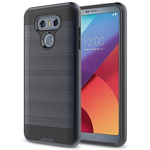 sale retailer b3ea9 f9431 Generic LG G6 Plus Case, Dual Layer Case For LG G6+ Plus | Jumia.com.ng
