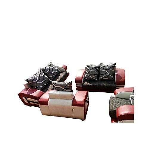 Stockgrade 7 Seater Sofa Mixed Set