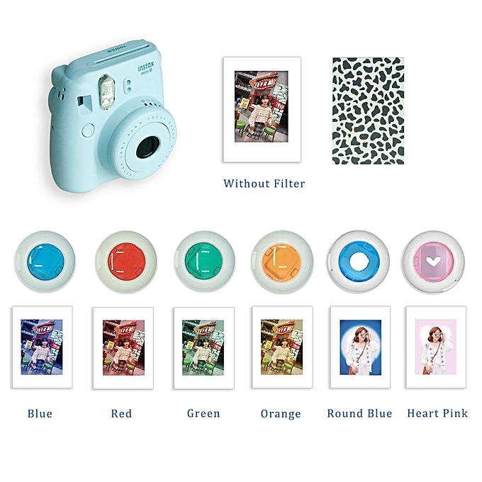 2f62f1a93f6b2b ... 20-in-1 Instant Camera Accessories Kit For Fujifilm Instax Mini 8 8 ...