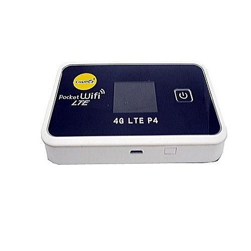 4G Mifi Wireless Router With Inbuilt 4300MAH Power Bank