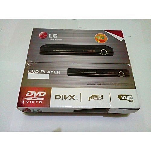 LG DVD Video Player With Mp3 + USB Port