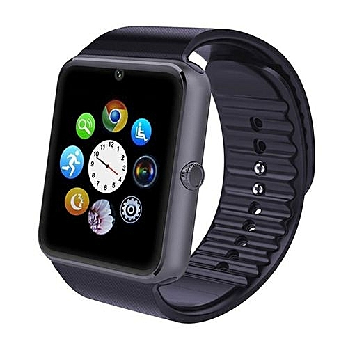 Waterproof Smartwatch Bluetooth With LED Alitmeter Music Player Pedometer For Android Smart Phone