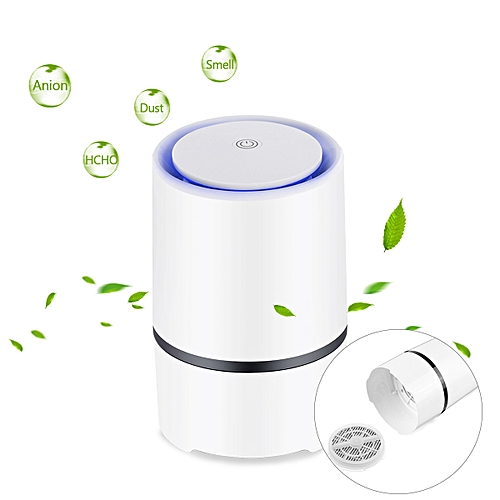 HOCOSY USB Air Purifier Office Mate Negative Purifier