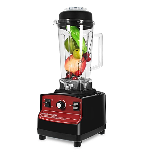 2L 1200W Commercial Blender Fruit Smoothie Mixer Juicer Machine Food Processor AU Plug