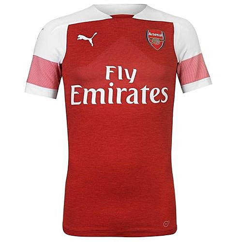 d0fbecfde Puma Arsenal Home Shirt 2018 2019