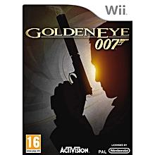 Jame Bond 007: GoldenEye Wii Game Pal, used for sale  Nigeria