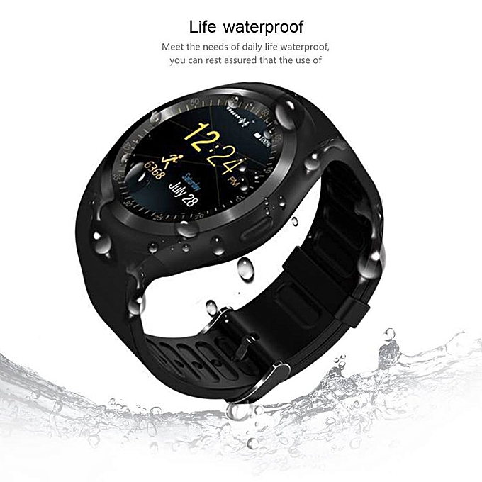 Smart Watch GSM Sim Remote Camera Display Sport WristWatch