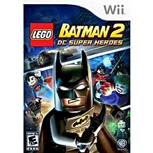 Lego Batman 2 DC Super Heroes Wii Game for sale  Nigeria