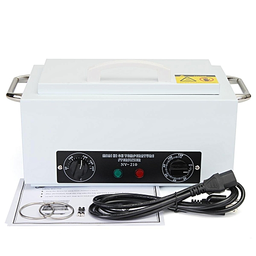 110V Dental Medical Tattoo Cabinet Autoclave Hot Dry High Temperature Sterilizer
