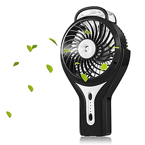 Humidifier Rechargeable Portable Mini Cooling Fan