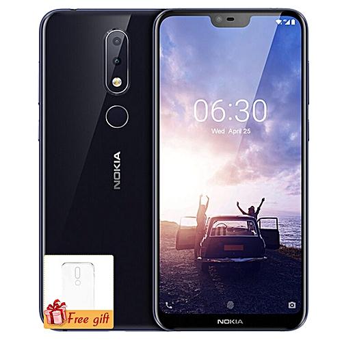 X6 5.8-Inch Corning Gorilla Glass FHD+ (6GB RAM, 64GB ROM) Dual Camera Android 8.1 4G LTE Smartphone