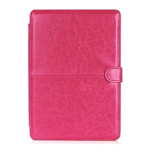 """PU Leather Case Protective Sleeve For Macbook Pro 15.4"""" Retina Laptop Notebook Protector Case+Gifts Red"""