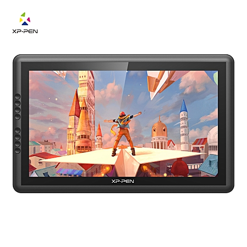 XP-Pen Artist 16 Pro HD IPS Digital Graphics Drawing Tablet Pen Display Monitor With Express Keys And Adjustable Stand