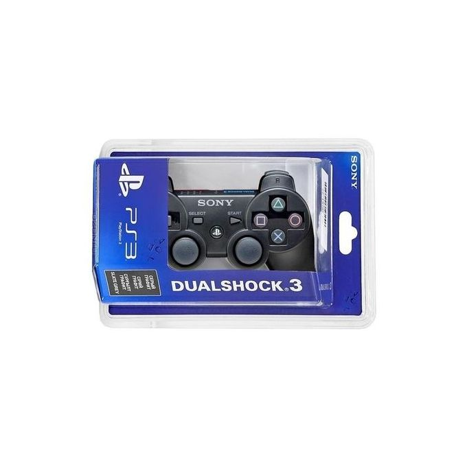 sony ps3 controller pad dualshock 3 wireless controller. Black Bedroom Furniture Sets. Home Design Ideas