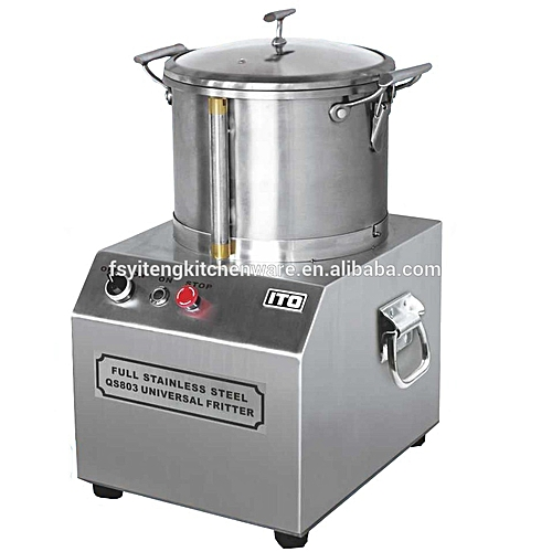 Food Processor Full Stainless Steel Universal Fritter