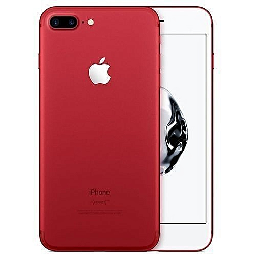 Iphone 7 Plus 128gb Red And Free Pouch, Screen Protector & Rechargeable Light