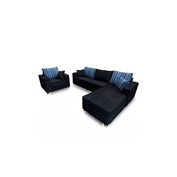 Sofa Free Delivery: Generic Adorable 6-Seater L-Shaped Sofa. 'ORDER NOW AND