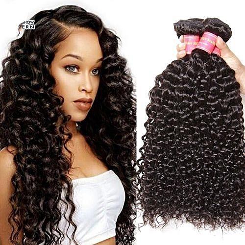 Curly Silky Hair - COL1b/ 8Bundles..