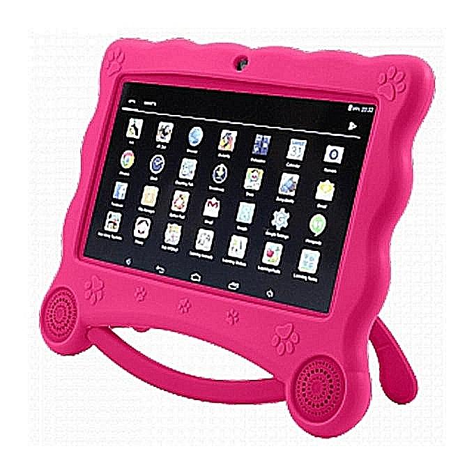 Ccit K8 Children Tablet Android- 16GB ROM, 1GB RAM