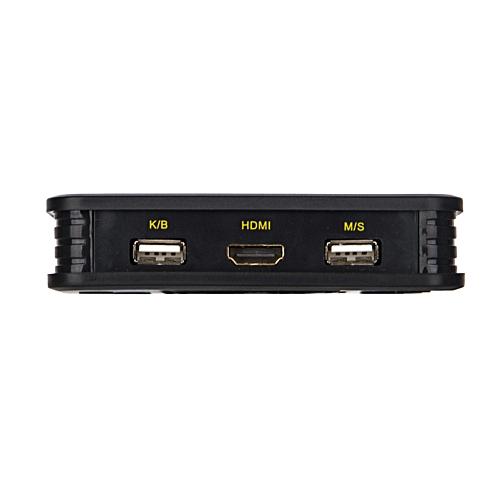KVM Switch 2 Port HDMI Auto USB Input/Output HDMI Switcher