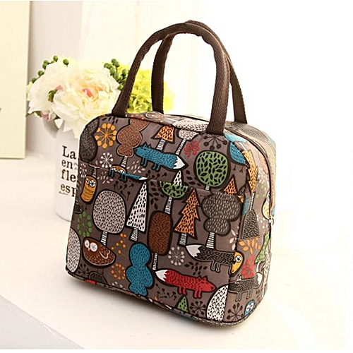 Equivalentt Thermal Insulated Tote Picnic Lunch Cool Bag Cooler Box Handbag Pouch CO