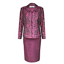 Elegant Ladies Dress Suit