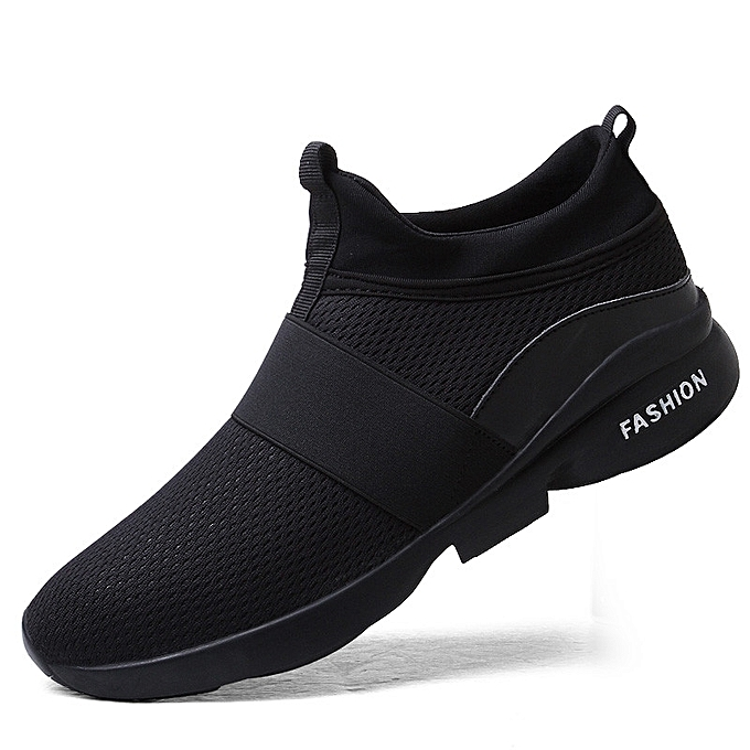 c4b644782b56c0 Men Running Shoes Sport Big Size Shoes Sneakers Men s Breathable Casual  Athletic Trainers