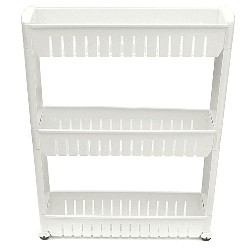 Details About New Moving Rack Kitchen Storage Shelf Wall Cabinets Bedroom Bathroom Organizer White