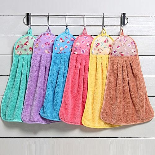 Multipurpose Hanging Towels -6pcs