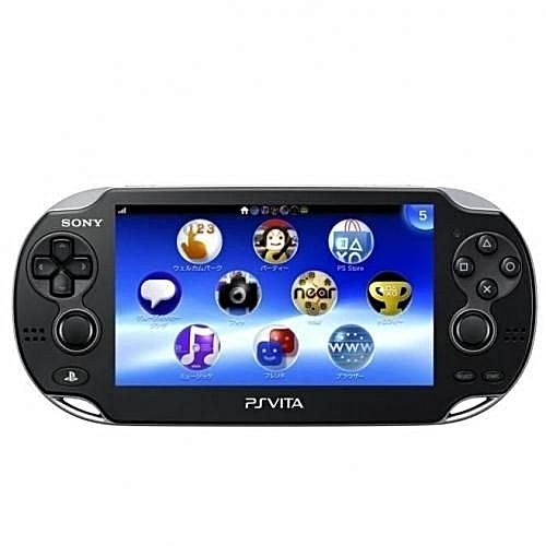 PS Vita (WiFi) Console - Black