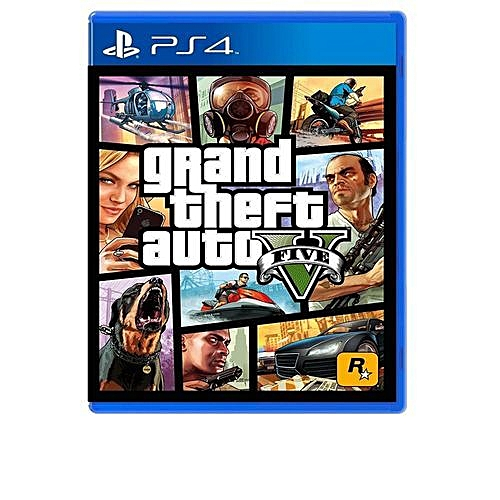 GTA V - Play Station 4
