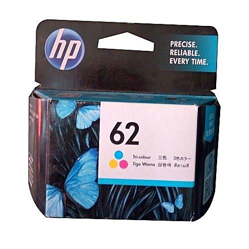 Genuine 62 Tri Colour Ink Cartridge