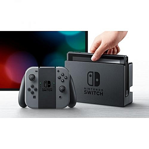 New Nintendo Switch Console