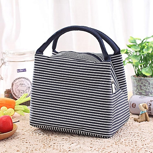 Lunch Bag Cooler Picnic Cute Animal Whale Portable Insulated Canvas Thermal For Women Kids Men Lunch Box Bag Tote
