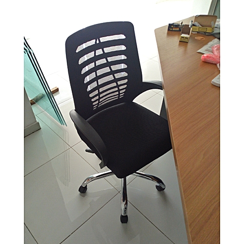 Mesh Ventilated Swivel Office Chair