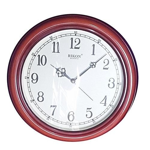 Happy Home Wall Clock