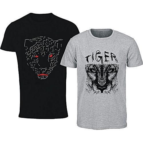 Prominent Tops T-Shirt Black