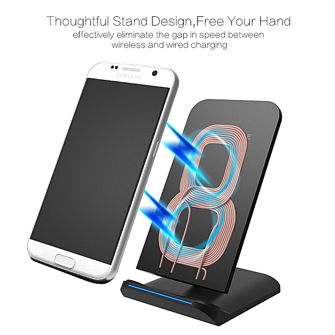 Qi Wireless Charger Pad For Blackview BV9600 Pro BV9600 Plus BV5800 Pro  BV6800 Pro Chargeur Induction Wireless Charger Hold