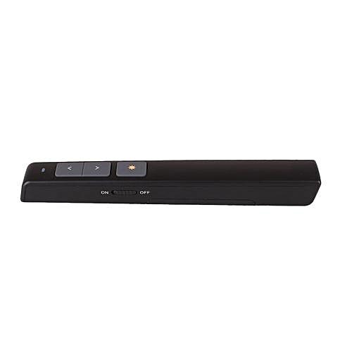 Generic 2.4G Wireless PPT Presenter USB Remote Control Presentation Laser Pointer Pen